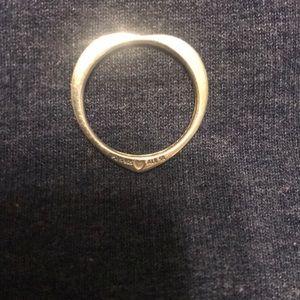 Pandora Jewelry - Pandora cz heart ring size 58